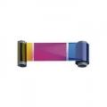 Красящая лента Zebra, Цветная с ингибитор-панелью , YMCUvK, 500 отпечатков для ZXP9, 800012-942