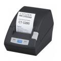 Чековый принтер Citizen CT-S280, CTS280UBEBK