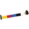 Лента для полноцветной печати Evolis YMCKO на 100 отпечатков, R3411