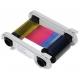 Экономичная полупанельная лента для цветной печати Evolis YMCKO, 400 карт, R5H004NAA